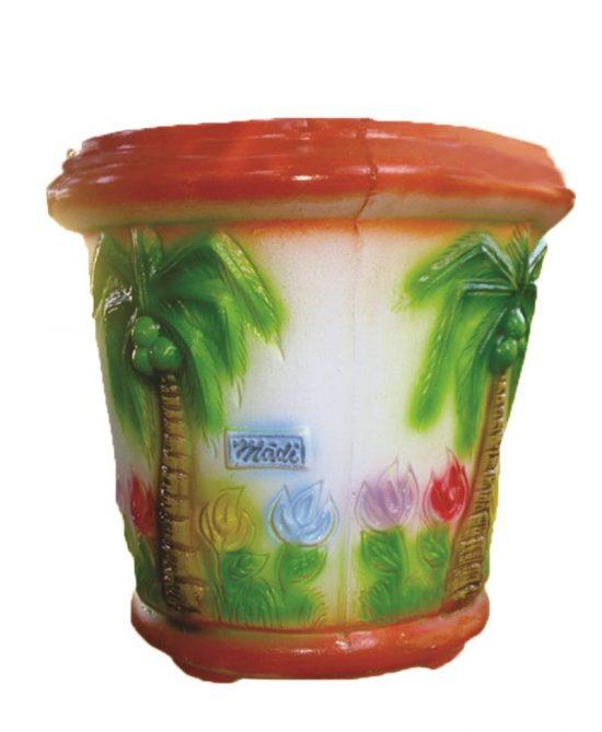 vaso-coqueiro
