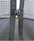 Cama Elástica 3,05m Importada Slim - Yeladim