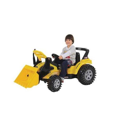 trator-eletrico-biemme-big-boss-12v-amarelo